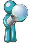 Иконка. Лампа. Центр правовых исследований и развития законодательства