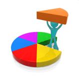 Иконка. Диаграмма. Центр правовых исследований и развития законодательства